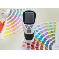 Color Difference Analysis Portable Spectrophotometer Colorimeter D / 8 Illumination System
