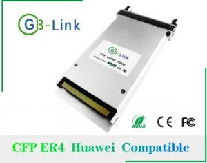 Quality 100GBASE-LR4 10km CFP2 Optical Transceiver CFP Optical Transceiver Power for sale