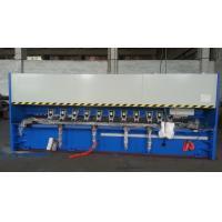4M Long CNC Sheet V Grooving Machine Air Pressure  Auto Feeding