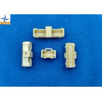 Phosphor Bronze Terminal Connector, SMT Wire To Board Connectors MX 501189 wafer connector