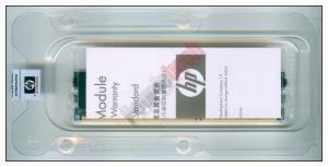 China 619488-B21 4GB Dual Rank X8 PC3L-10600 Server Memory Kit on sale