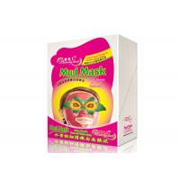 Juicy Peach Whitening Facial Mud Mask Smooth Anti - Wrinkle Mud Facial Masks For Adult
