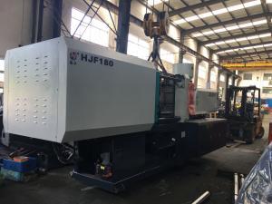 China Auto Parts Plastic Injection Molding Machine 1400 Tons PLC Control on sale