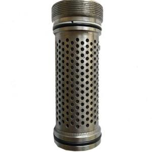 China 300um Tube Basket Sintered 304 1.7mm Stainless Steel Filter Element on sale