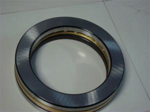 China Miniature Shaft Thrust Washer Bearing 51215 / 51215M For Low Speed Reducer on sale