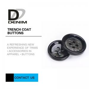 China Fashion Designed Winter Coat Buttons 18L 24L Colorful Sewing Accessories on sale
