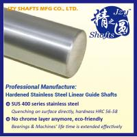 China stainless steel hard shaft heat treating surface with hardness HRC56-58 on sale