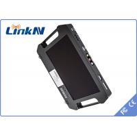 LinkAV - C1004 Portable COFDM Receiver HDMI Display Digital Channel Narrow Bandwidth 2-8MHz