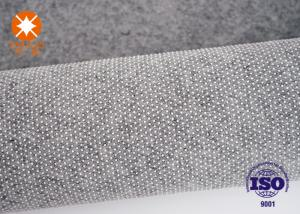 China Garment Accessory 100% Polyester Nonwoven Interlining Carpet Underfelt Anti Slip on sale