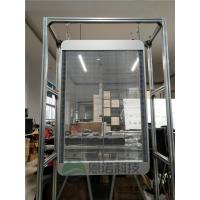 Outdoor Transparent LED Display Screen / Mesh Curtain For Window Advertising