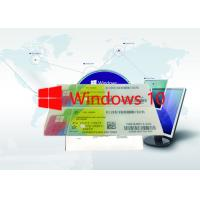Win 10 Pro label sticker/ FPP/ OEM FQC-08929 64 Bits Made in Hong Kong Support 1 User
