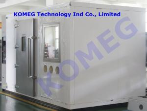 China Environmental Testing Equipment Walk-In Chamber For PV Solar Panel Reliability Testing on sale