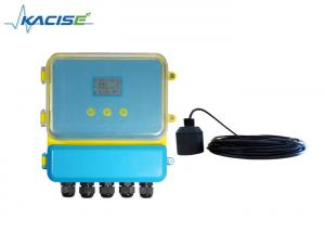 China Mud Ultrasonic Level Detector , High Accuracy Ultrasonic Sensor For Water Level Measurement on sale