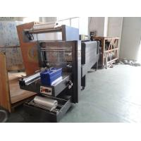 Semi Automatic PE Film Shrink Wrapping Machine 15000 BPH For PET Bottle