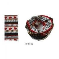 China Fashional Seaming Cashmere Scarf, Multifunction Scarf (YT-9302) on sale