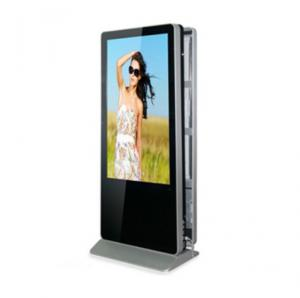 China 1080P Lcd Wall Display Screen Multi Digital Signage Advertisement 42'' Double Sided 1920x1080 on sale