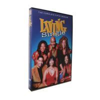 2018 newest Living Single Season 5  (3DVD) Adult TV series Children dvd TV show kids movies hot sell