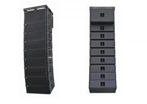 Quality Party Show Active Speaker Box Line Array System With 15 Inch Subwoofer for sale