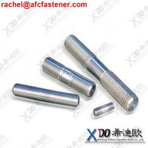 China Monel400 stud bolt and nut M12 M8 on sale