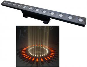 China AC 110 V - 240 V Pixel LED Disco Lights , Beam And Wash LED stage light bar on sale