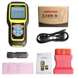 China OBDSTAR X300M Special for Odometer Adjustment and OBDII X300 M Mileage Correction Tool X300 M Odometer on sale