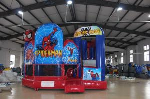 China Spierman Inflatable 5 in 1 module combo on sale