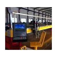 Large Cnc Metal Laser Cutter , Table Top Laser Cutting Machine Air O2 N2 Working Gas