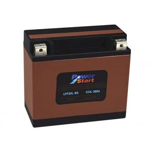 China High Performance Motorcycle Battery Rechargeable Sealed Lead Acid Battery on sale