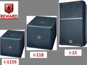 China I-115S indoor bass 15'' 500W RMS subwoofer on sale