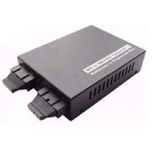 China multimode to single mode converter 10/100/1000M Multirate Fiber Mode converter on sale