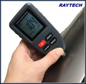 China Rubber Coating Thickness Gauge, Paint Thickness Tester, Enamel Painting Measurement TG-9001 on sale
