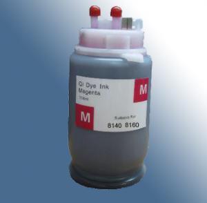 China Xerox 8160 ink cartridge with 700 ml dye ink on sale