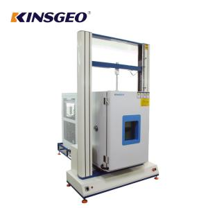 China Korea TEMI880 High-low Temperature and Humidity Tensile Testing Chamber With Universal Testing Machine on sale