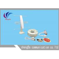 3 Element Mini VHF UHF Yagi Antenna, TV Long Range Yagi Wifi Antenna 2 In 1