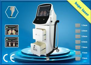 China Korea Beauty Care Hifu Machine For Body Shaping And Wrinkle Removal on sale