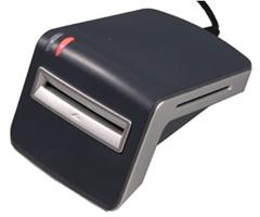 China TT6-S Interface USB PC Contact Smart Card Reader  on sale