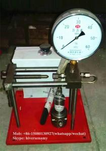 Diesel fuel injector nozzle tester PJ-60 nozzle testing equipment