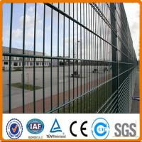 China 2015 New Arrival Hot Dipped Galvanized Double Wire Fence With High Quality on sale