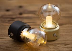 China Decorative USB LED Light Bulb Bedside Lamp Energy Saving Long Use Time on sale