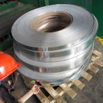 Mill Finish Aluminum Strip Roll Aluminium Coil Customized Thickness Stable
