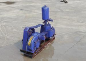 China Horizontal Electric Mud Pump / Single Stage Triplex Plunger Pump on sale