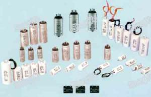 China motor capacitors, oil-filled capacitors, film capacitors on sale