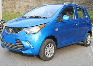 China Disc Brake Small Electric Vehicles , 72V5KW Motor 100Ah Automatic Electric Car on sale
