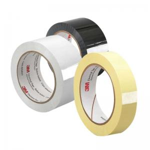 China 3M 1350F Electrical Insulation Tape , Flame Retardant Mylar Tape With Polyester Film And Acrylic Adhesive on sale