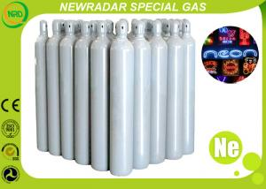 China Industrial Ne Neon Gases UN 1065 CAS 7440-01-9 For Wave Meter Tubes on sale