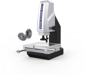 China High Resolution 0.5um Vision Measuring Machine With High Linear Scale on sale