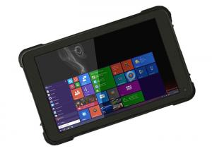 China Powerful Windows 10 Tablet Pc Rugged With 8500mah Removable Battery on sale