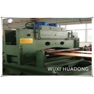 China Brin deux continu de dalle de machine de bâti de bande de plat de cuivre d'alliage on sale