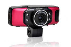China GS5000  High Quality Ambarella Top program GPS Car Dvr Camera , Black Box on sale