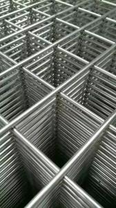 China 8 10 Gauge Welded Wire Mesh 2x2 3x3 4x4 6x6 10/10 Galvanized Hign Tensile Strength on sale